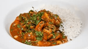 Foto Fish curry masala
