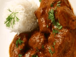 Foto Lamb curry