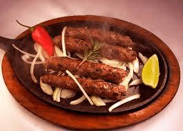 Foto Seekh kebab