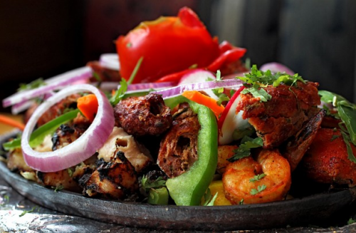 Foto Payal mixed grill